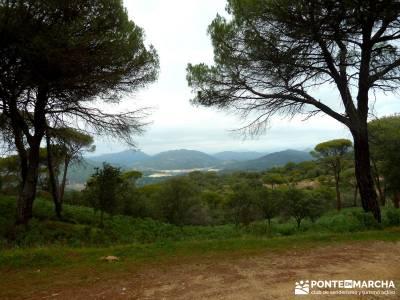 Garganta de Picadas - Vía Verde del Alberche; excursiones de un día;excursiones viajes